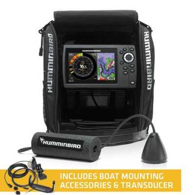 Humminbird Helix 5 CHIRP GPS G2 All Season Fish Finder