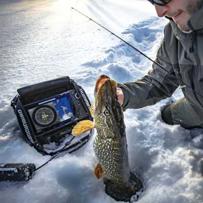 Humminbird Helix 7 Ice CHIRP GPS G3 Fish Finder