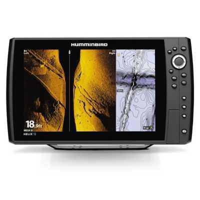 Humminbird Helix 12 HW CHIRP Mega SI GPS G2N