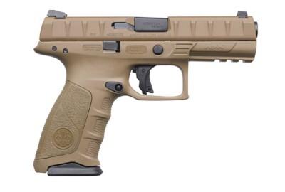 Beretta APX FDE 9mm Handgun