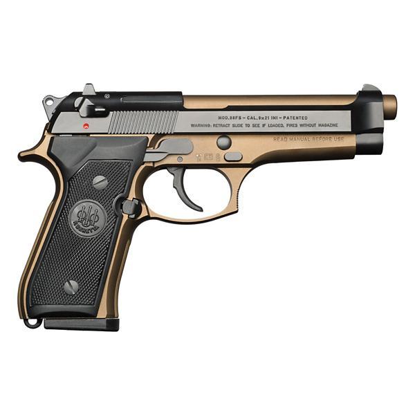 Beretta 92FS Limited Edition Cerakote 9mm Handgun