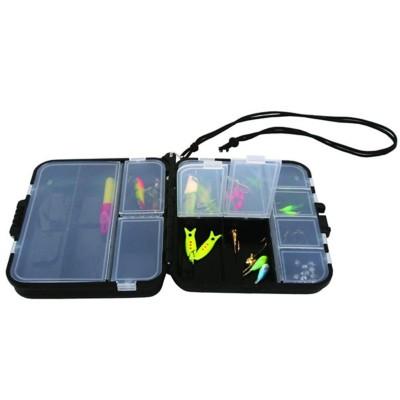 Lakco Compact Black Tackle Box