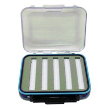 Lakco Waterproof Tackle Box with Foam Slats