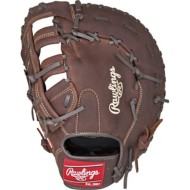 "Rawlings Player Preferred 12.5"" First Base Mitt"