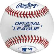 Rawlings 8 & Under Official Recreational League Baseball 12 Pack