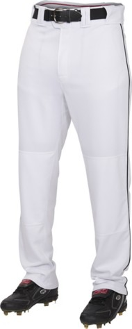 Men's Rawlings Semi Relaxed Piped Baseball Pant