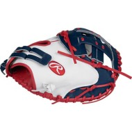 "Rawlings Liberty Advanced Color  Series 33"" Fastpitch Catcher's Mitt"