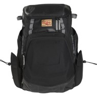 Rawlings R1000 Gold Glove Series Bat Back Pack Black/Graphite