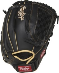 "Scheels Exclusive Rawlings Bull Series 12.5"" Fastpitch Softball Glove"