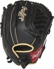 "Scheels Exclusive Rawlings Bull Series 14"" Softball Glove"
