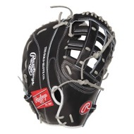 "Rawlings Heart of the Hide 12.5"" Fastpitch Softball First Base Mitt"