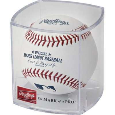 Rawlings Baseball Display Cube