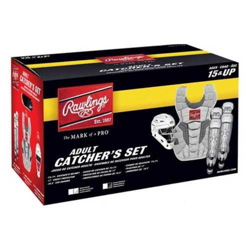 Adult Rawlings Velo 2.0 Catcher's Gear Set