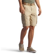 Men's Lee Wyoming Cargo Short Extended Sizes
