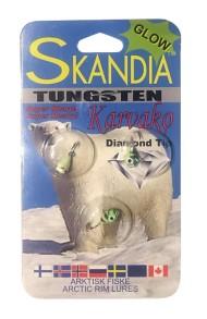 Skandia Tungsten Diamond Jig 3 Pack