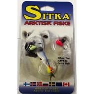 K & E Stopper Lures Sitka Jig Kit 3 Pack