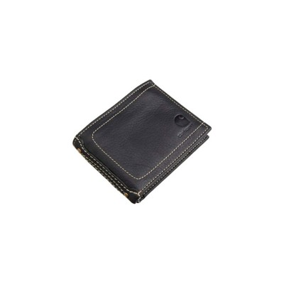 Men's Carhartt Passcase Wallet with Collectible Tin