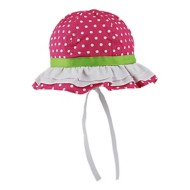 Infant Grand Sierra Polka Dot Sun Hat
