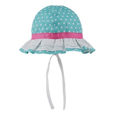 Infant Grand Sierra Polka Dot Sun Hat