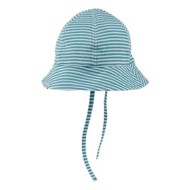 Infant Grand Sierra Reversible Stripe Sun Hat