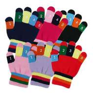 Toddler Grand Sierra Number Gloves