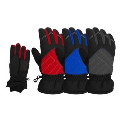 Preschool Boys' Grand Sierra Sport Fleece Ski Gloves