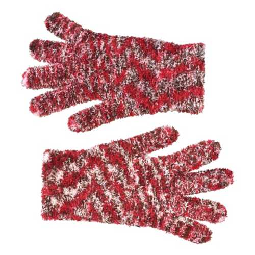 Women's Grand Sierra Space Dye Eyelash Gloves