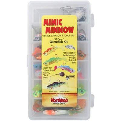 Northland Mimic Minnow Kit