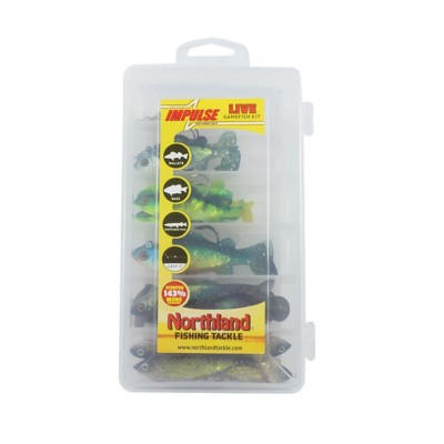 Northland Impulse Live Gamefish Kit 18 Pc