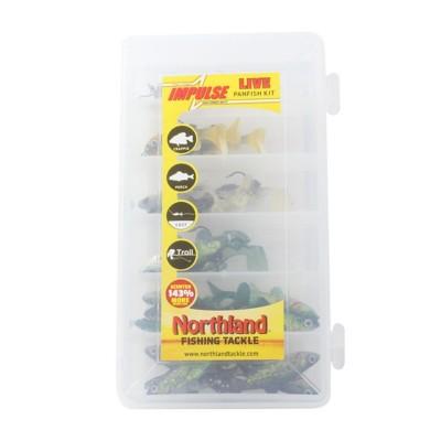 Northland Impulse Live Panfish Kit 20 Pc