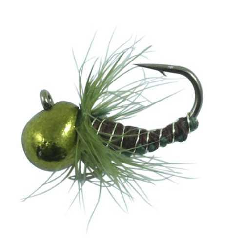 Metallic Olive