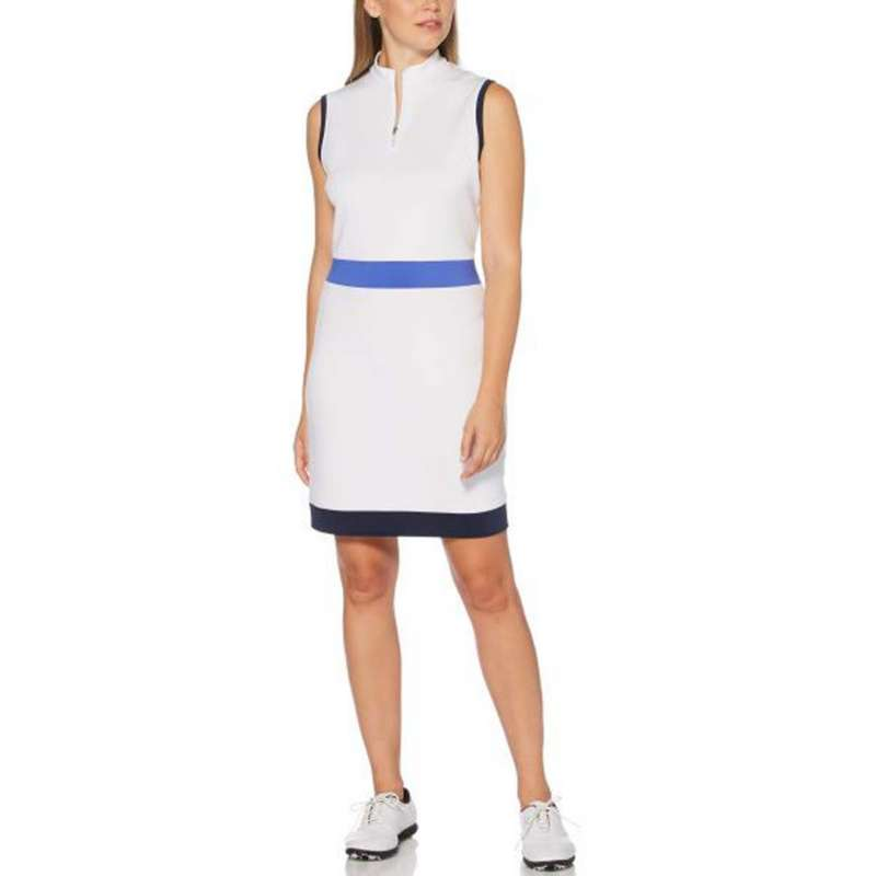 Women's PGA TOUR Mock Neck Sleeveless Dress