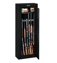 Stack-On 8-Gun Steel Security Safe