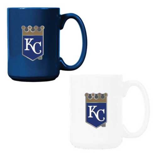 Great American Products Kansas City Royals 2pk Mug Gift Set