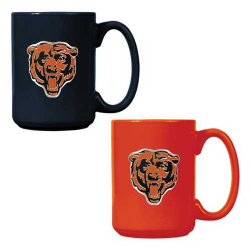 Great American Products Chicago Bears 2pk Mug Gift Set