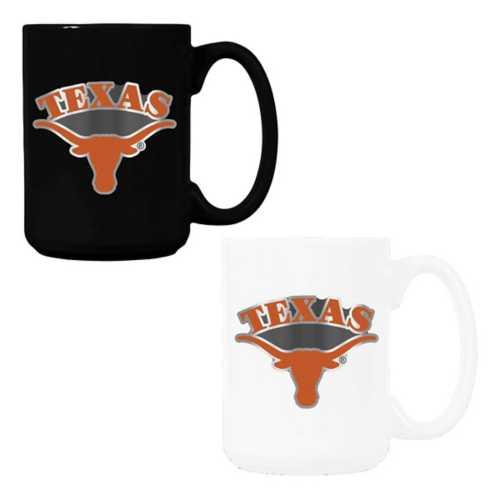 Great American Products Texas Longhorns 2pk Mug Gift Set