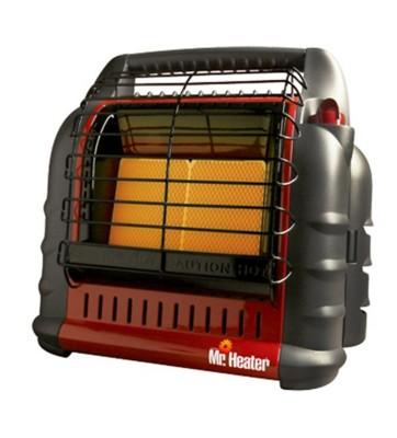Mr Heater Reconditioned Big Buddy Propane Heater