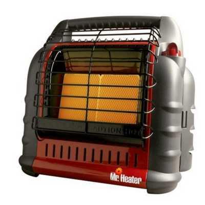 Mr. Heater Big Buddy Portable Heater
