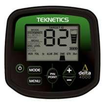 Bounty Hunter Teknetics Delta 4000 Metal Detector