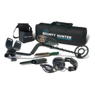 Bounty Hunter Land Star Metal Detector Value Pack