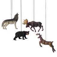 Roman Assorted Forest Animal Ornament