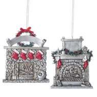 Roman Assorted Fireplace Ornament