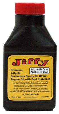Jiffy 2-Cycle Auger Oil