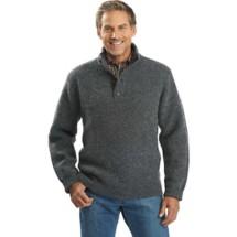 Men's Woolrich 'The Woolrich' Long Sleeve Sweater