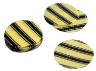 T/C .45-.50 Pillow Ticking Roundball Patches