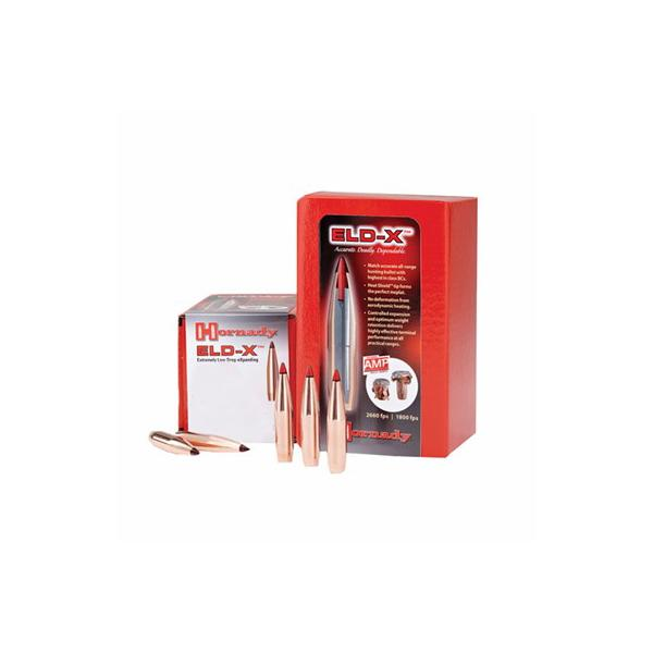 Hornady ELD-X 30 Cal  308 178 gr Bullets 100 Ct