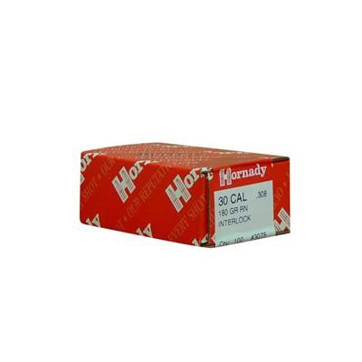 Hornady 30 CAL .308 180 GR RN