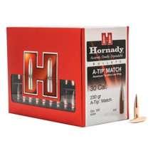 Hornady A-Tip Match .308 230 gr Bullets 100/bx