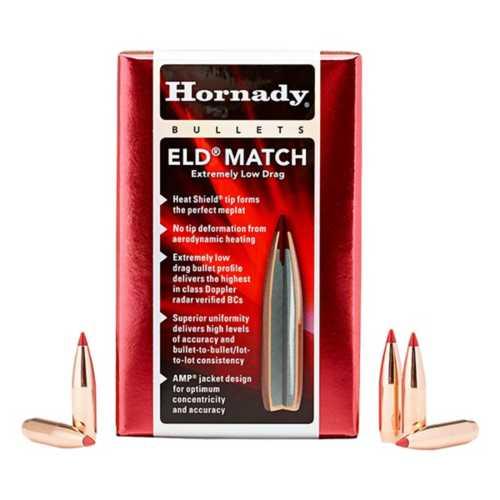Hornady ELD Match Rifle Bullets