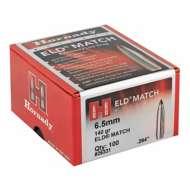 Hornady 6.5mm 140gr. ELD-M 100/bx